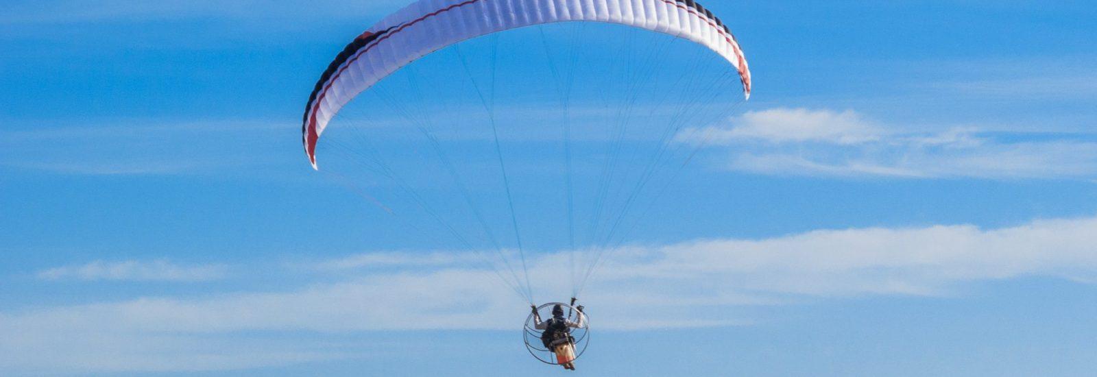 Electric Paraglider - EParaglider.com