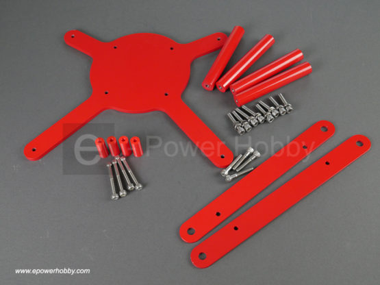 Motor Mount for Electric Paraglider from epowerhobby.com