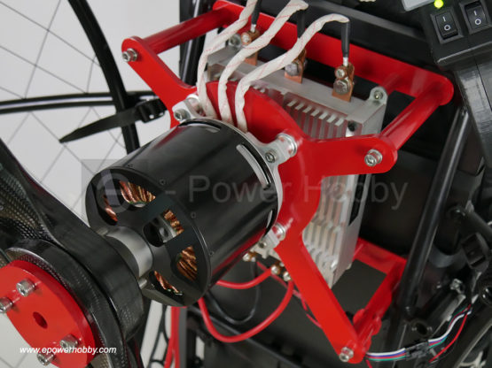 Electric Paramotor from epowerhobby.com